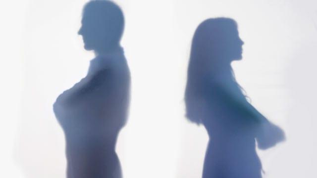 Διαζύγια κατ' αντιδικία