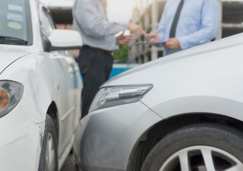 Αγωγές - αποζημιώσεις από αυτοκινητικά ατυχήματα
